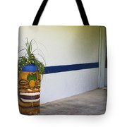Tropical Tiki Welsome Tote Bag