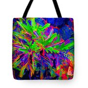 Tropicals Gone Wild Tote Bag