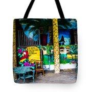 Tropics In Ok Tote Bag