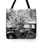 Troubled Travels  Tote Bag