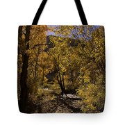 Trout Creek Tote Bag