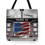 Truck 23 Tote Bag