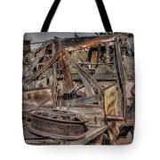 Truck 5 Tote Bag