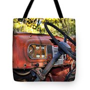 Truck Dash Tote Bag
