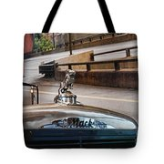 Truck - The Mack Bulldog Tote Bag