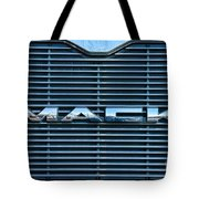 Truck - The Mack Grill Tote Bag
