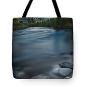 Truckee River Tote Bag