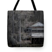 True Blood Stilt House Tote Bag