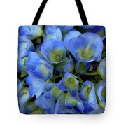True Blue Tote Bag