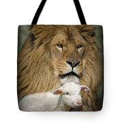 True Companions Tote Bag