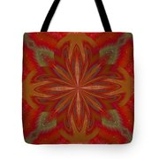 True Fire Forest Tote Bag