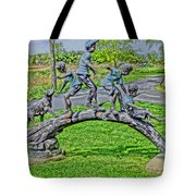 True Innocence Tote Bag