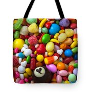 Truffle And Candy Tote Bag
