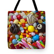 Truffles And Assorted Candy Tote Bag
