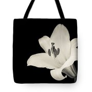 Trumpet Lily Tote Bag