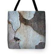Trunk Of A Eucalyptus Tree  Tote Bag