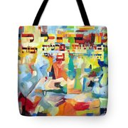 Trust In Hashem With All Of Your Heart 2 Tote Bag