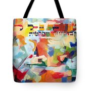 Trust In Hashem With All Of Your Heart Tote Bag