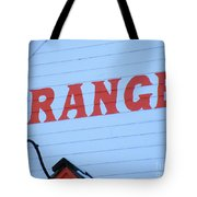 Truth In Advertising  Tote Bag