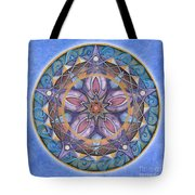 Truth Mandala Tote Bag