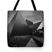 Try Angles Tote Bag