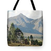 Tsaranoro Mountains Madagascar 1 Tote Bag