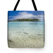 Tuamatu Islands Tote Bag