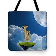 Tuba Dreams Tote Bag
