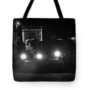 Tucker Noir Tote Bag