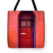 Tucson Doorway Tote Bag