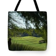 Tucson Foothills Golf Course Tote Bag