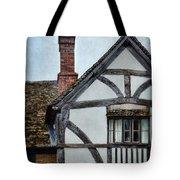 Tudor House Tote Bag