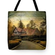 Tudor Road Tote Bag