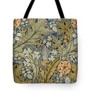 Tudor Roses Thistles And Shamrock Tote Bag