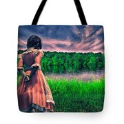 Tuesdays Child Tote Bag