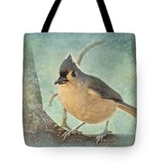 Tufted Titmouse IIi Tote Bag