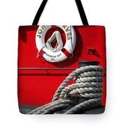 Tug John Purves Detail Tote Bag
