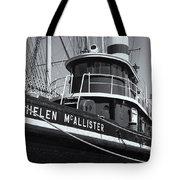 Tugboat Helen Mcallister II Tote Bag