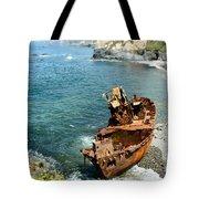 Tugboat Klemens I Tote Bag