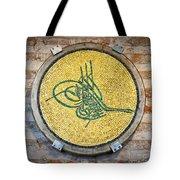 Tughra Symbol 02 Tote Bag