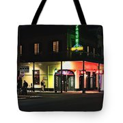 Tujague's Restaurant New Orleans Tote Bag