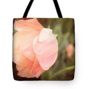 Tulip Blush Tote Bag