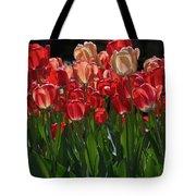Tulip Bunch Tote Bag