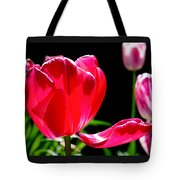Tulip Extended Tote Bag
