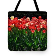 Tulip Forest Tote Bag