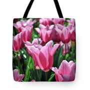 Tulip Heaven Tote Bag
