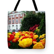 Tulip Love Tote Bag