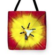 Tulip Nucleus Tote Bag
