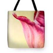Tulip Petal Tote Bag