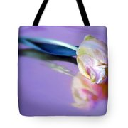 Tulip Reflected Tote Bag